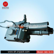 CMV-19/25 Pneumatic manual plastic strapping machine