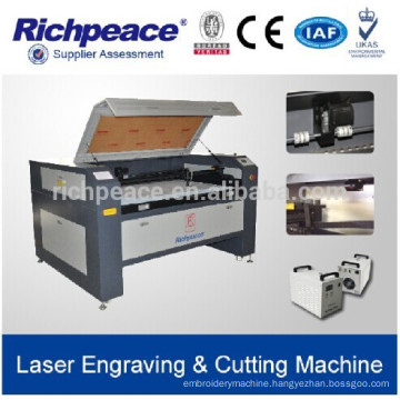 Richpeace laser cutting laser cutting and engraving machine