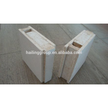 Panel de pared impermeable del bocadillo del SOP del MgO EPS / EPS SIP para la pared externa