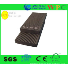 Wood Plastic Compoiste Decking with UV Resistance