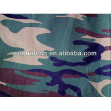 T/C 20*20 108*58 waterproof military uniforms camouflage fabric