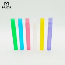reenchimento portátil esvazie o frasco plástico pulverizador 20ml do atomizador do perfume