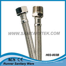 Stainless Steel Braided Flexible Hose (H02-003B)