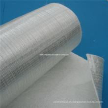 Estructura biaxial 1380GSM Estructura de flujo de fibra de vidrio para techos de autobús