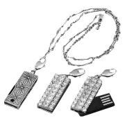 Bootable Jewelry USB Drives with 12Mpbs Reading Speed and 7Mbps Writing Speed