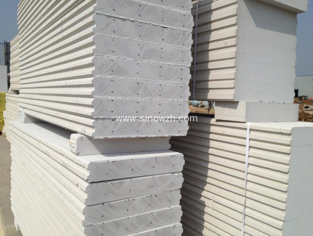 Autoclaved Lightweight Concrete (ALC) Panel