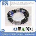 15Pin VGA Extension Cable Male to Female For Computer Project Monitor 5M