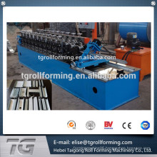 Omega profile roll forming machine omega channel truss furring cold forming machine With Optimum quality