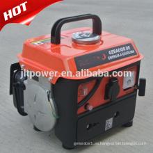 Generador de gasolina pequeño 800W