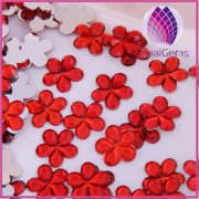 Acrylic paster,various sizes and colorful paster acrylic beads for jewelry and phone.