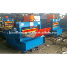El panel automático que curva la máquina que forma