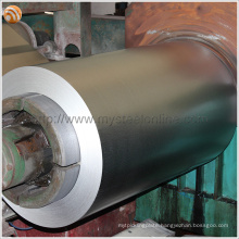 Dry Oiled AFP (Antifinger Print) Al-Zinc Coated Steel Zinc Aluminum Coated Steel for Roofing Sheet Used