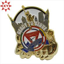 Emblèmes décoratifs en placage d'or (XYmxl102803)