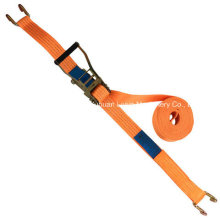 4000kg 6m Ratchet Tie Down with Claw Hook