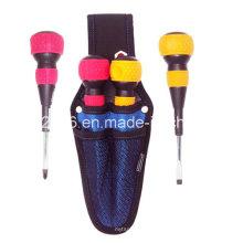 Ferramentas resistentes do punho de T que embalam a maleta de ferramentas eletrónica da segurança do trabalhador