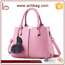 New Fashion Tote Shoulder Bag For Ladies Handbag Manufacturers