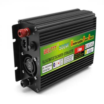 Venta directa de fábrica 500 Watt UPS Power Inverter