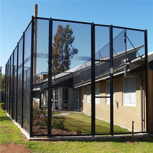 Anti Climb Prison Fences