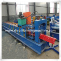 Verzinktem Stahl Ridge Cap Tile Machine Metal Profil Formmaschine kalt Roll