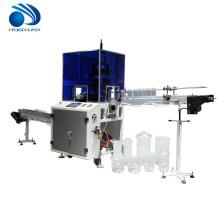 Elektrischer professioneller Plastikhaustierwasserflaschenhalsschneider für Verkauf