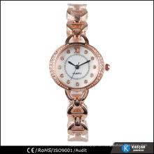 Exquisite Modeschmuck Dame Uhr Armband