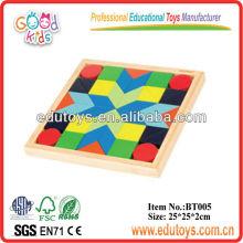 Bambusform Puzzle für Kinder