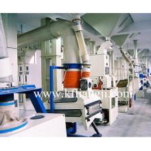 30-300tpd máquina de fresado de arroz conjunto completo