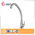 China supplier stainless steel single handle mixer kitchen