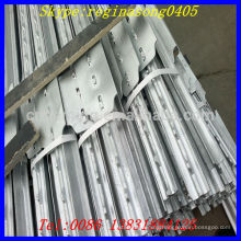 galvanized electric t cheap fence posts