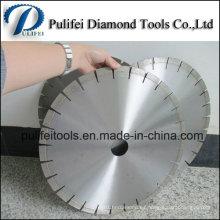 Hoja de sierra de diamante de soldadura de plata para granito