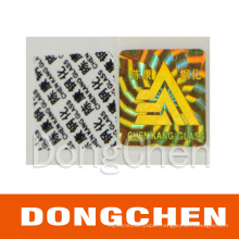 Custom Self-Adhesive Drug Bottle Label