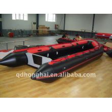 CE 3.3m hand made speed lifeboat inflatable aluminum boat ship