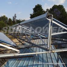 Heatrohr Solarkollektorrohre