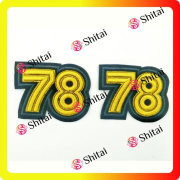 Patch di numeri 3D 78