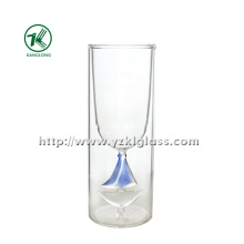 Double Wall Glass Blttles (dia: 6.8 * 18 212ml)
