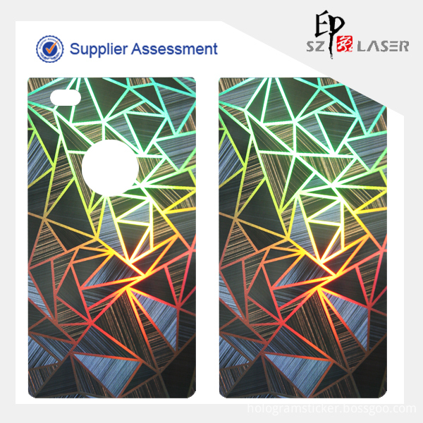 3D holographic phone case