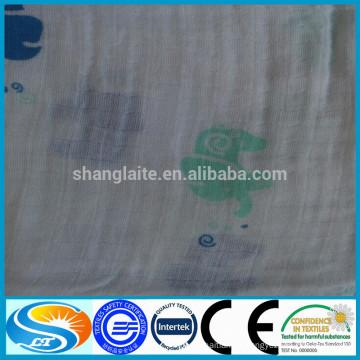 Высококачественная хлопчатобумажная ткань из чистого хлопка