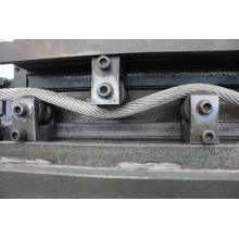 Câble métallique en acier inoxydable 316 7x7 5.0mm