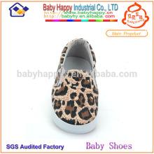 Детская резиновая подошва повседневная детская обувь высокого качества хлопка детская одежда обувь