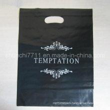 Plastic Handle Punching Shopping Bag
