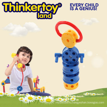 Новый дизайн Горячие продажи образования DIY игрушка для малыша