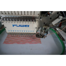 HIGH SPEED HOUSEHOLD DOUBLE SEQUIN COMPUTERIZED EMBROIDERY MACHINE