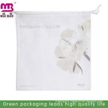 wholesale nylon mesh drawstring bags for laundry