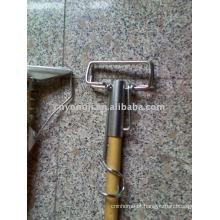 Galvanize Aço Mop Mop Grip