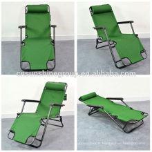Relax fauteuil léger pliage salon chaise de plage