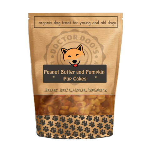 pet food kraft paper bag six