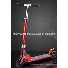 Scooter enfant avec roue en PVC (YVC-006)