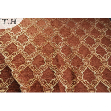 Chenille Gemotric Style Sofa Bezug Tuch für Südamerika