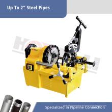 Enhebrador de tubos eléctricos / roscadoras de tubos