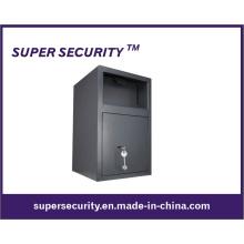 Депозит выпадающего лоскут сейф с ключевым замком (SFD4528)